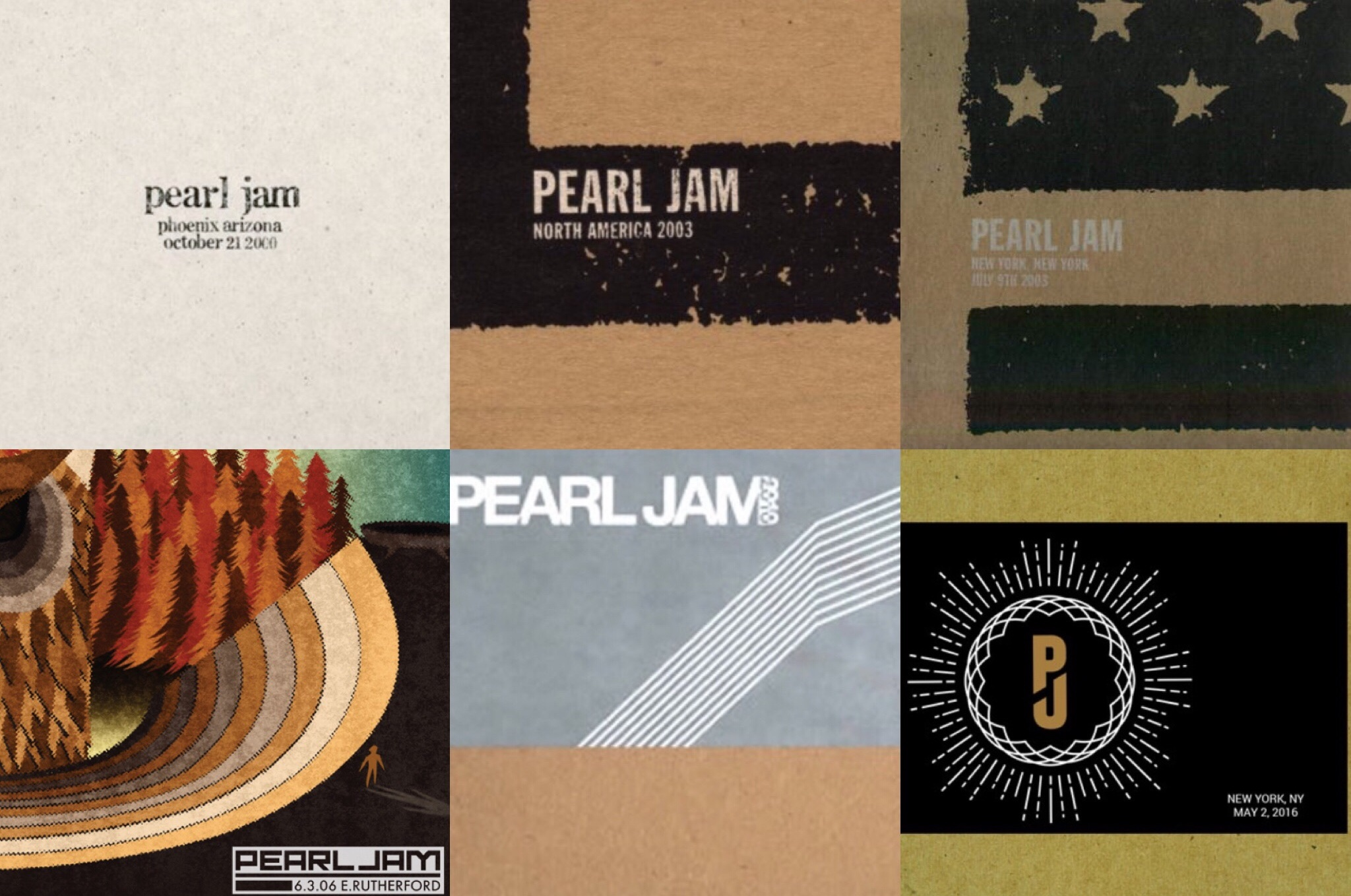 Diving Into My Pearl Jam Bootlegs – The Lonely Minotaur